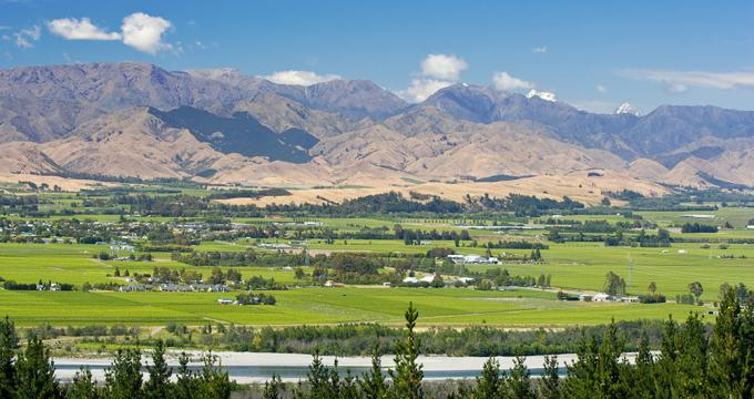 Enjoy picture perfect scenery on your Working Holiday in NZ
